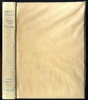 Immagine del venditore per Climacho altramente Schala Paradisi. venduto da Libreria Antiquaria Pregliasco
