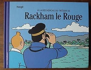 Tintin - A la Recherche du Trésor: Hergé - Couvreur