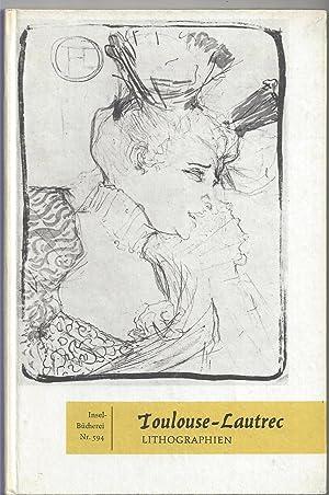 Lithographien. 38 Bildtafeln.: Henri de Toulouse-Lautrec: