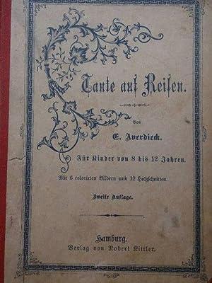 Karl und Marie oder Kinderleben vierter Teil- eine Sammlung von Erzählungen von E.Averdieck mit 6 ...
