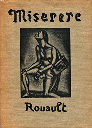 Miserere: Rouault, Georges, with