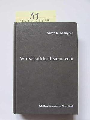 Wirtschaftskollisionsrecht - Sonderanknüpfung und extraterritoriale Anwendung ...