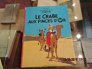 Les aventures de Tintin.Le Crabe aux pinces: HERGE