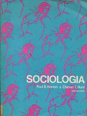 SOCIOLOGIA.: HORTON/ HUNT Paul