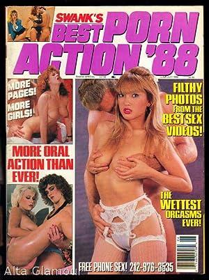 SWANK'S BEST PORN ACTION '88; Swank Special