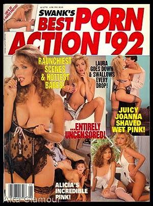 SWANK'S BEST PORN ACTION '92; Swank Super