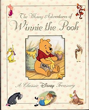The Many Adventures of Winnie the Pooh: Milne, A.A. (adapted