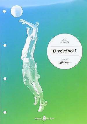 Voleibol I.Quadern Educació Física ESO khronos: Aa.Vv.
