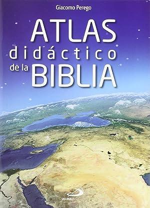 Atlas Didáctico De La Biblia: Vv.Aa.