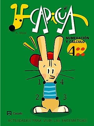 05).4.numeracion calculo capicua.act. para vivir matematica: Alsina Pastells, Àngel