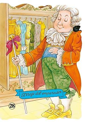 El traje del emperador: Andersen, Hans Christian