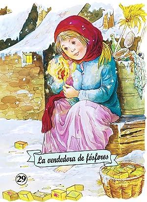 La vendedora de fósforos: Andersen, Hans Christian