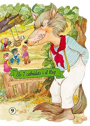 Els 7 cabridets i el llop: Grimm, Wilhelm i