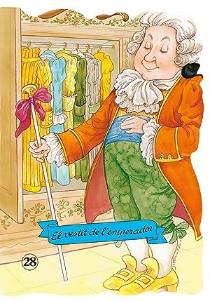 El vestit de l'emperador: Andersen, Hans Christian