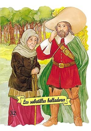 Les sabatilles balladores: Grimm, Wilhelm i