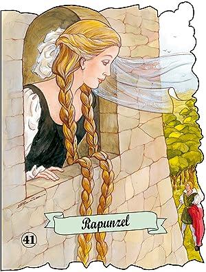 Rapunzel: Grimm, Wilhelm i