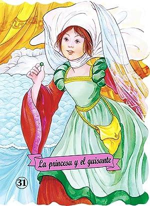 La princesa y el guisante: Andersen, Hans Christian