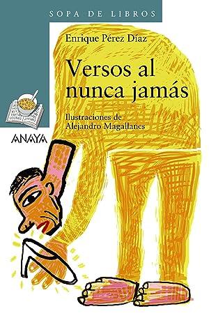Versos al nunca jamás: Pérez Díaz, Enrique