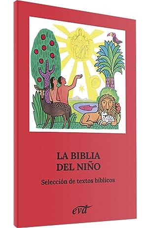 Biblia niño.(Ediciones biblicas EVD): Ecker, Jacob