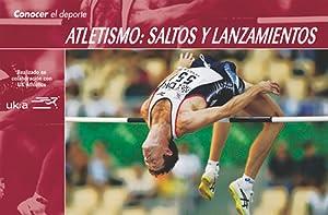 Imagen del vendedor de Atletismo: saltos y lanzamientos a la venta por Imosver