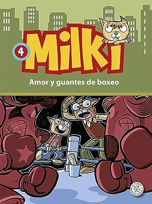 Imagen del vendedor de Milki 4 amor y guantes de boxeo a la venta por Imosver