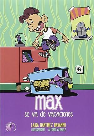 Max se va de vacaciones: Martínez Navarro, Laida