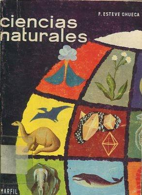 CIENCIAS NATURALES.: ESTEVA CHUECA Fernando.