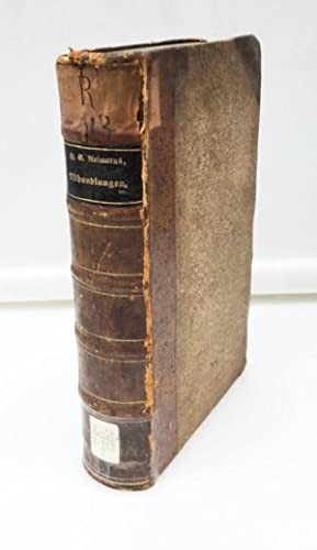 Abhandlungen von den vornehmsten Wahrheiten der natürlichen Religion, durchgesehen, und mit einigen...