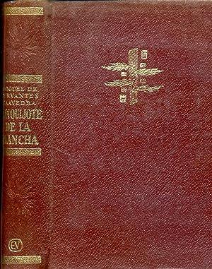 DON QUIJOTE DE LA MANCHA.: CERVANTES SAAVEDRA, Miguel de.