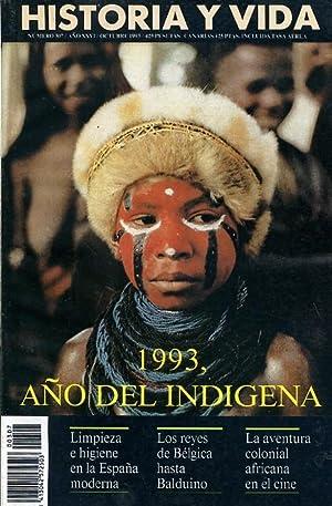 HISTORIA Y VIDA. nº 307. 1993, AÑO: VV. AA.
