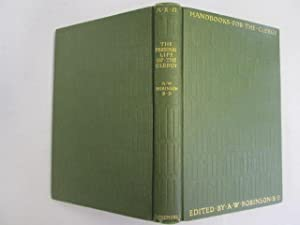 The Personal Life Of The Clergy: Robinson, Arthur W.