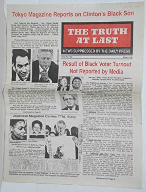 The Truth at Last, issue 409 News: Fields, E. R.,