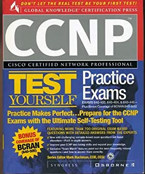 CCNP Cisco Certified Network Professional Test Yourself Practice Exams