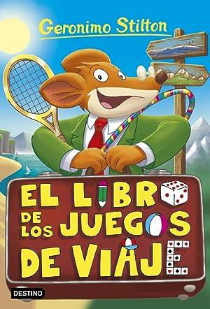 El libro de los juegos de viaje: Stilton, Geronimo
