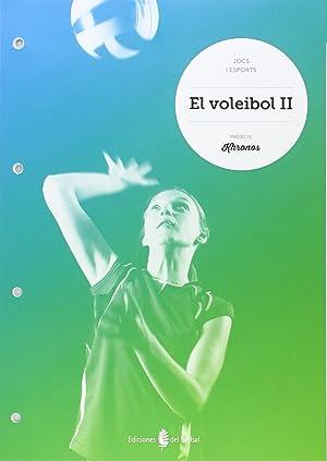 Voleibol II.Quadern Educació Física ESO Khronos: Aa.Vv.