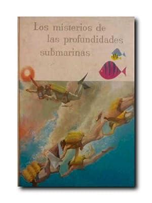 LOS MISTERIOS DE LAS PROFUNDIDADES SUBMARINAS.: Album De Cromos