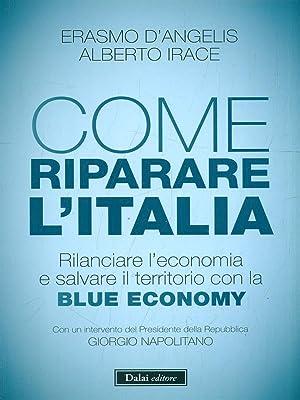 Come riparare l'Italia: Erasmo D'Angelis -