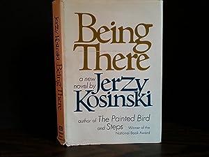 Being There // FIRST EDITION //: Kosinski, Jerzy