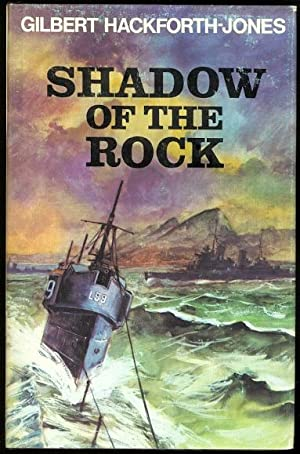 SHADOW OF THE ROCK. THE FOURTH PAUL DEXTER STORY.