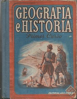 GEOGRAFIA E HISTORIA Primer Curso: EDELVIVES