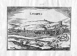 """Estampes"""" - Estampes Midi-Pyrenees Tassin gravure estampe Kupferstich engraving: Tassin, ..."""