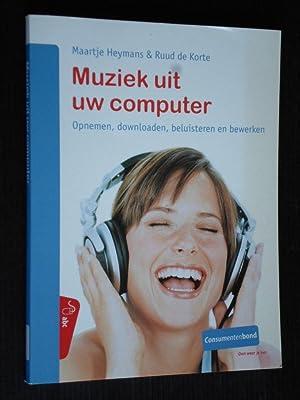 Muziek uit uw computer, Opnemen, downloaden, beluisteren: Heymans, Maartje &