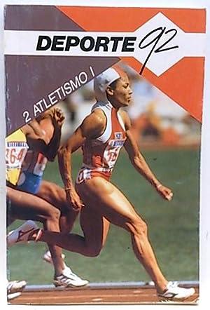 Imagen del vendedor de Deporte 92. Atletismo a la venta por SalvaLibros