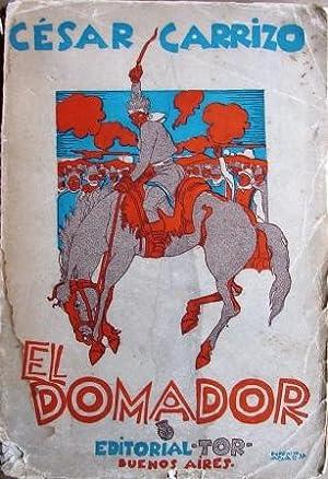 El Domador: Carrizo, Cesar