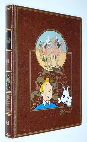 L'Oeuvre intégrale de Hergé, Tome 5 : Hergé