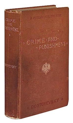Crime and Punishment A Russian Realistic Novel: Dostoyevsky, Feodor M.(Fyodor