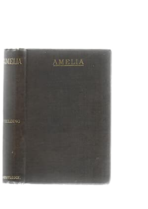 The History of Amelia: Henry Fielding