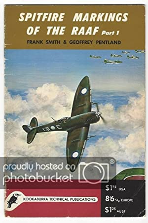 Spitfire Markings of the RAAF, Part 1: Smith, Frank; Pentland,