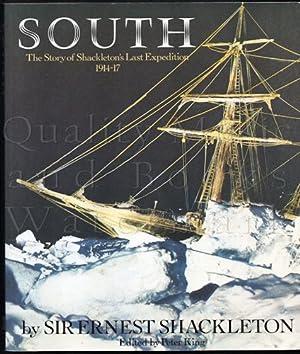 South: The Story of Shackleton's Last Expedition: Shackleton, Ernest; Henry,