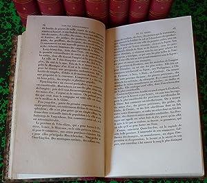 Choix des lettres édifiantes, écrites des missions étrangères, précédé de tableaux géographiques, ...
